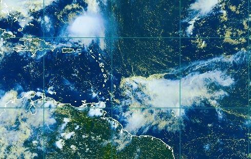 Beaucoup de pluie en prévision : la Martinique est toujours en vigilance jaune