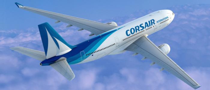 Coronavirus : Corsair permet aux clients d'annuler leur billet sans frais