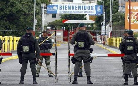 Montée de tension entre le Venezuela et la Colombie