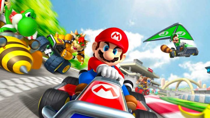 Mario Kart Tour enfin disponible sur les smartphones