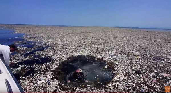 Les Caribéens sont ceux qui génèrent la plus grande pollution plastique des océans par habitant