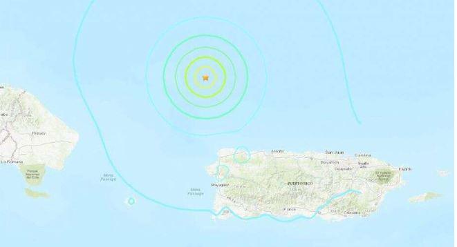 Un fort séisme secoue Porto Rico avant le passage de la tempête Karen