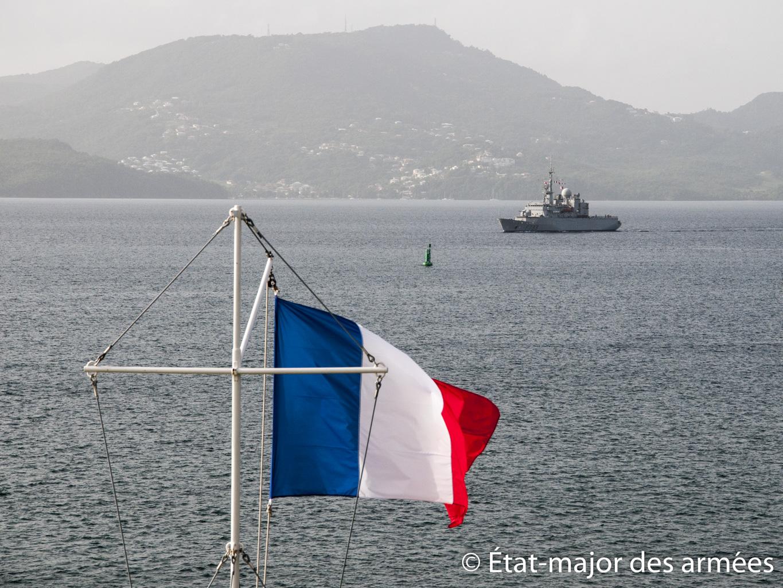 Kiev demande à Paris de continuer les recherches des marins du Bourbon Rhode