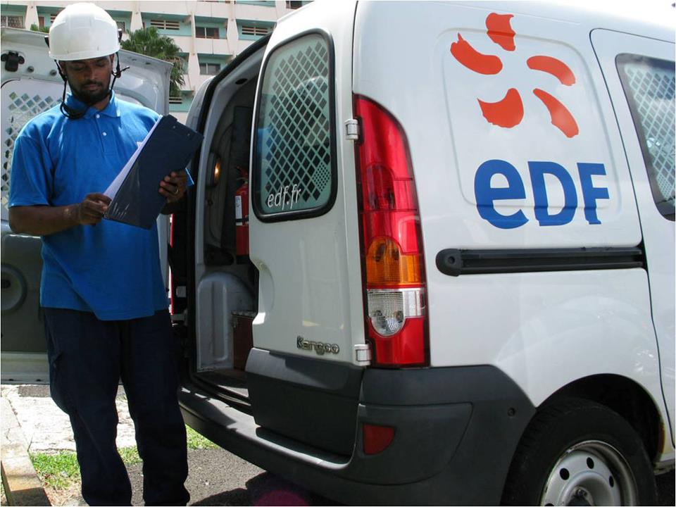 Des incidents sur le réseau sous-terrain d'EDF privent plusieurs milliers d'abonnés d'électricité