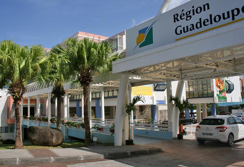 La Région Guadeloupe finance le plan d'urgence de l'eau