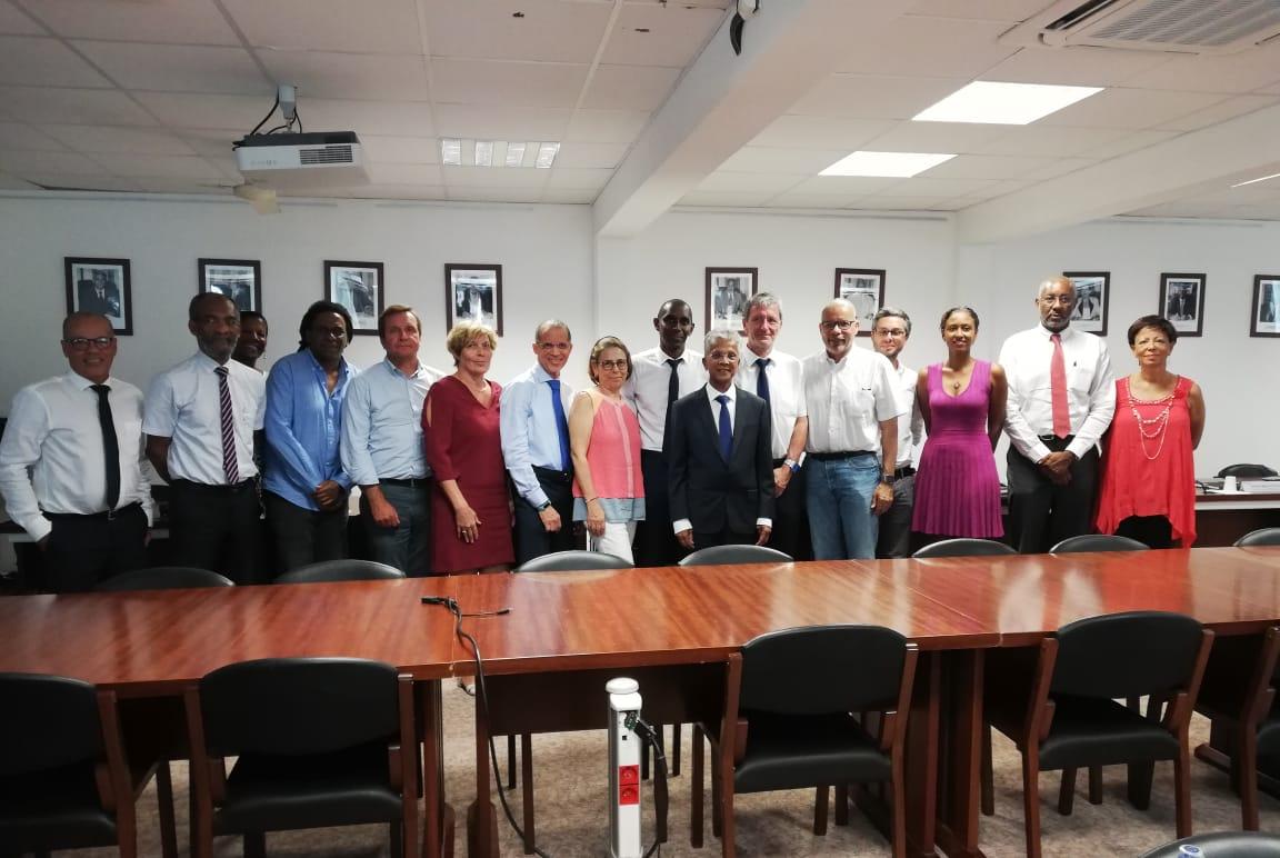 L'UA se dote d'une charte pour étendre son rayonnement dans la Caraïbe