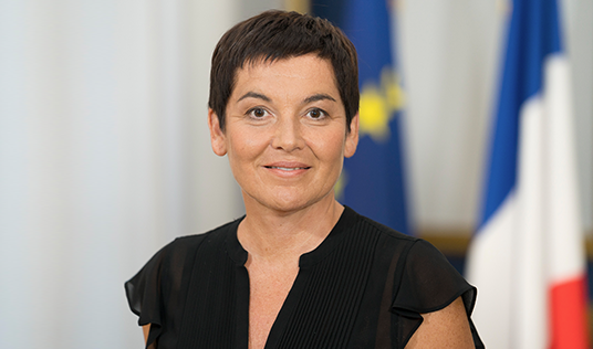 Annick Girardin nommée ministre de la Mer