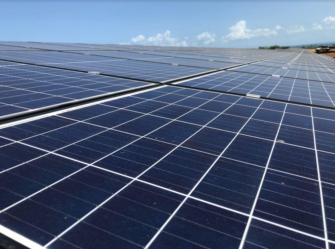 Un parc photovoltaïque à Ducos pour 2021