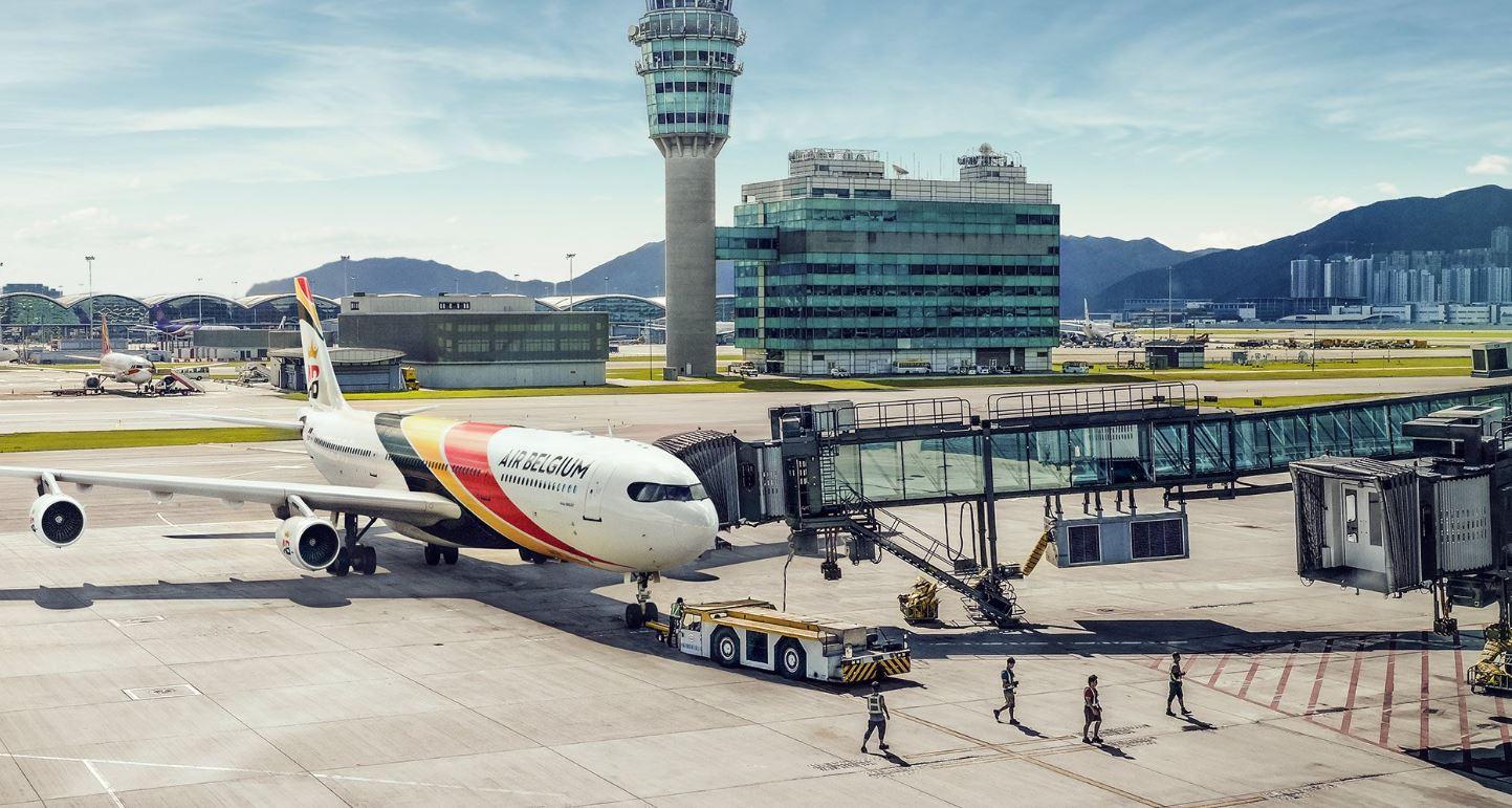 Vol de reconnaissance pour Air Belgium