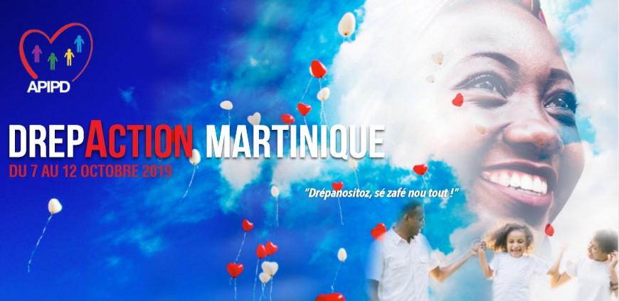 C'est parti pour la 5ème édition du Drépaction Martinique