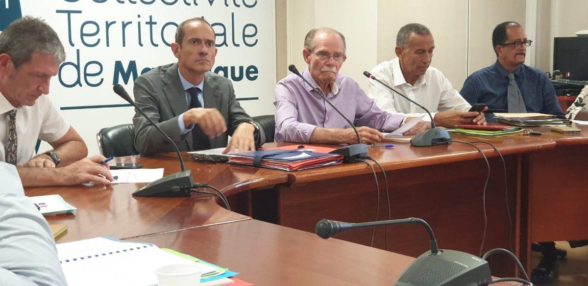 Premier comité de convergence et de transformation à la CTM