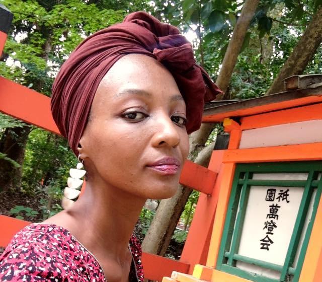 Emmanuelle Soundjata au Japon pour promouvoir notre culture