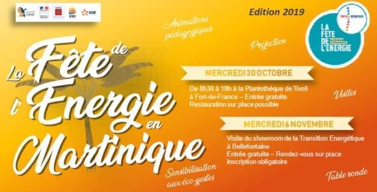 Fête de l'énergie en Martinique : la première journée s'est tenue, ce mercredi