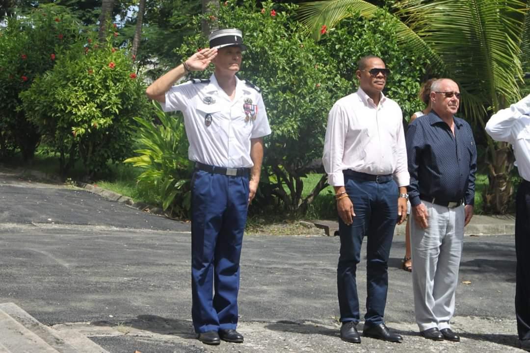 Un nouveau commandant de gendarmerie en Grande-Terre