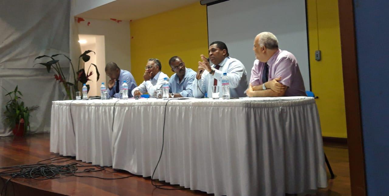 Guadeloupe Formation entre dans une phase de transition