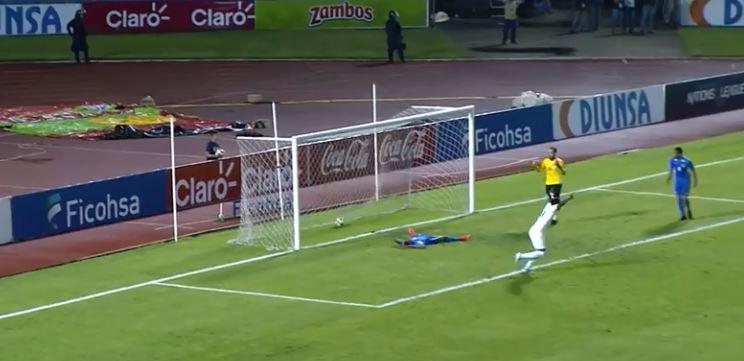 Les Matininos s'inclinent face au Honduras (1-0)