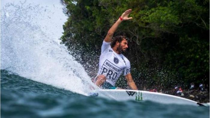 Le Martinique Surf Pro 2019 annulé