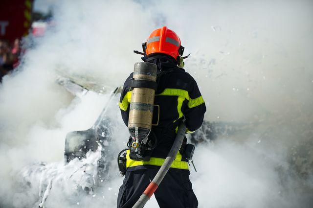 Un incendie se déclare au centre commercial de Jardiland