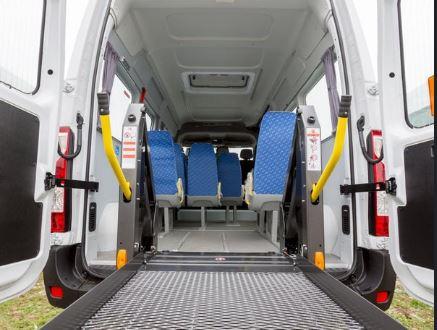 Semaine bleue : le transport de personnes à mobilité réduite est en plein essor