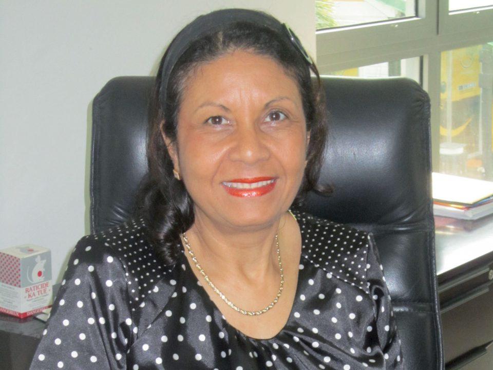 Marie-France Thibus quitte la présidence de la CPME