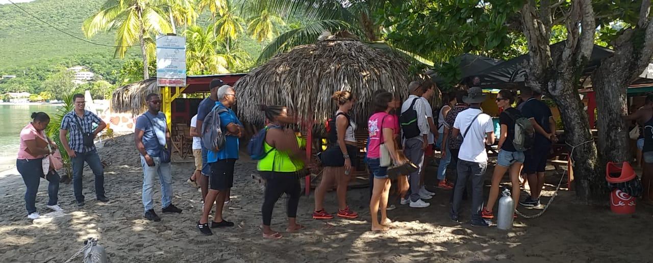 Une journée de découverte de la biodiversité de la Martinique