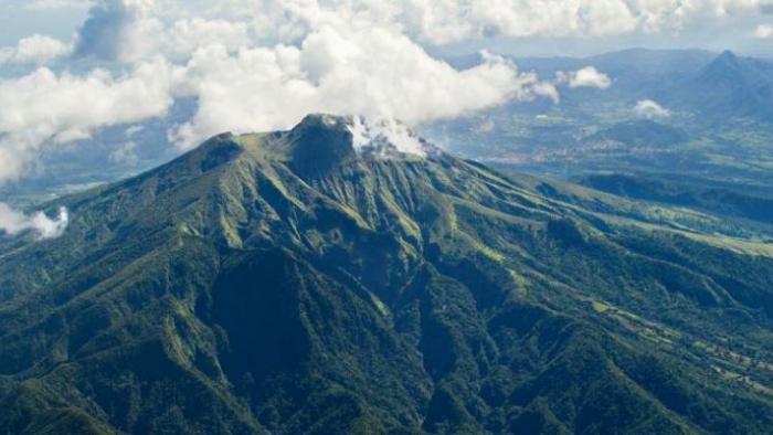 Le gouvernement présente la candidature des volcans de Martinique au patrimoine mondial de l'UNESCO