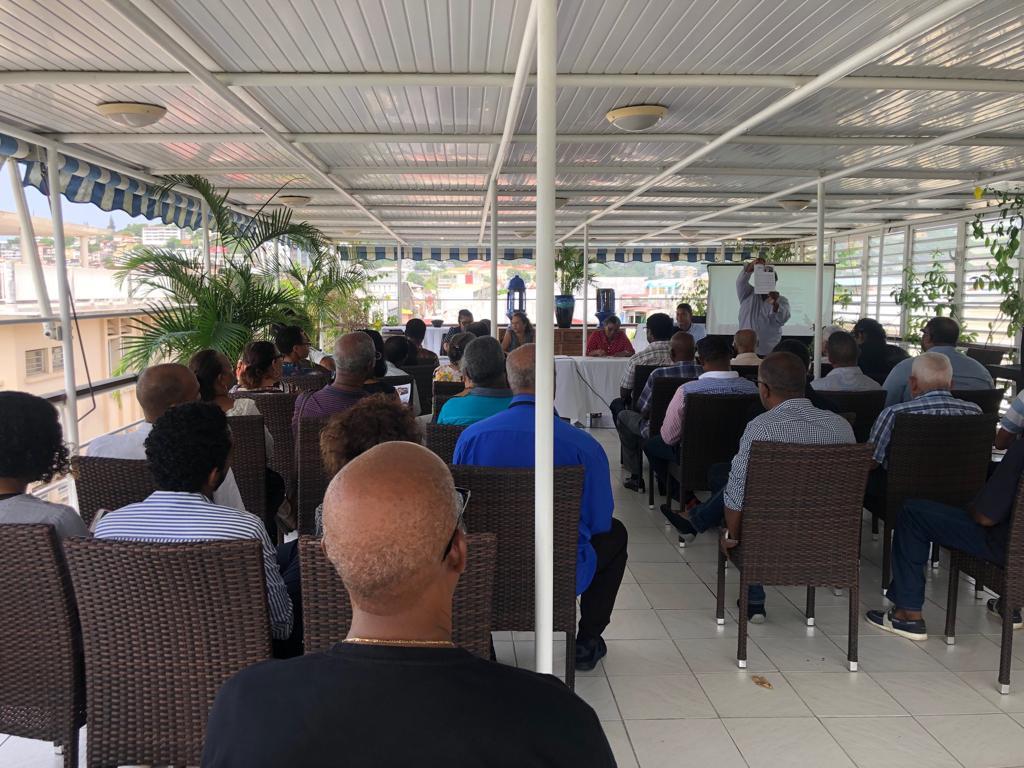 """""""Les Républicains"""" de Martinique se préparent à choisir le prochain président du parti"""