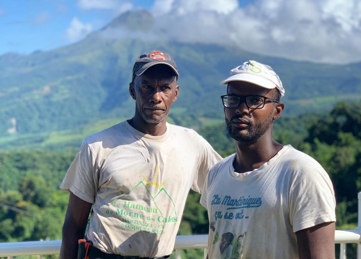 Des agriculteurs lancent un projet de développement dans le nord caraïbe