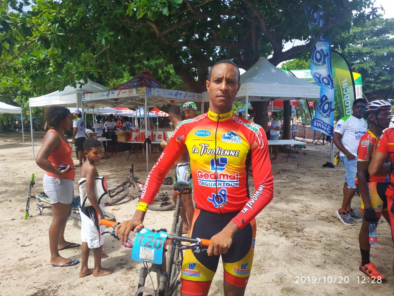 Willy Roseau remporte la première édition de la Matadore