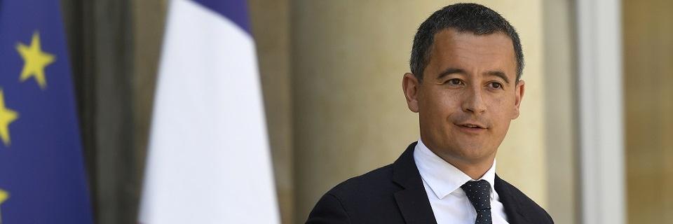 "Affaire Arnaud Bloquel : Darmanin juge la situation ""absurde"""