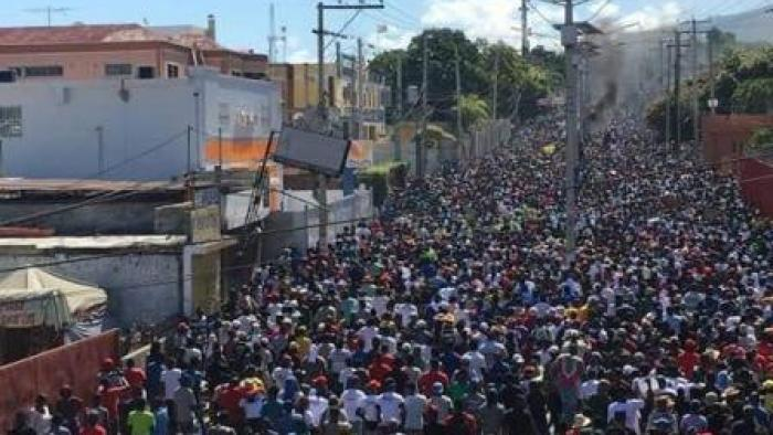 Les haïtiens en appellent aux Nations Unies