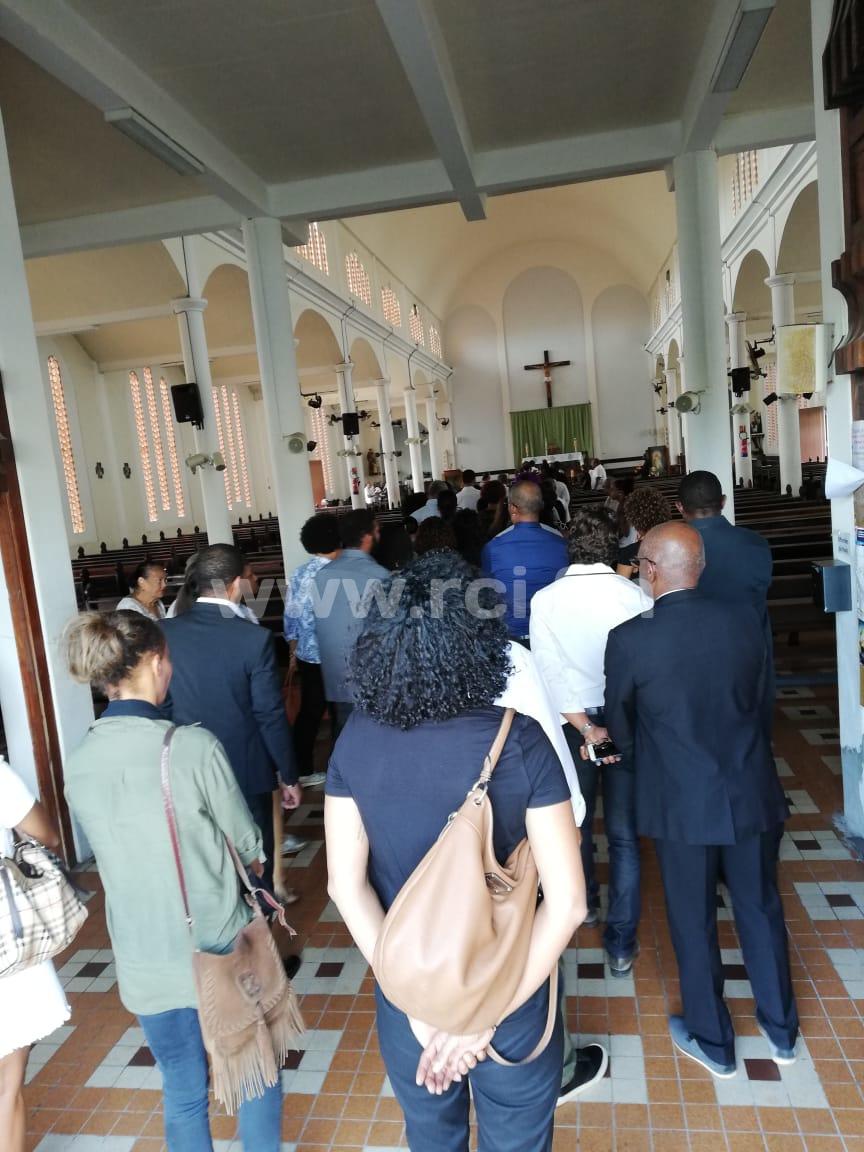 Les obsèques intimistes de Dj Patpo