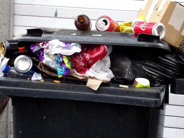 Le ramassage des déchets à Marvel Acajou au Lamentin perturbé depuis plusieurs semaines