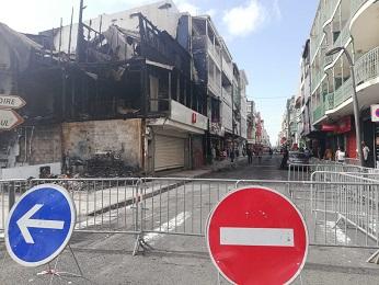 Après l'incendie, la rue piétonne aura-t-elle lieu samedi prochain ?