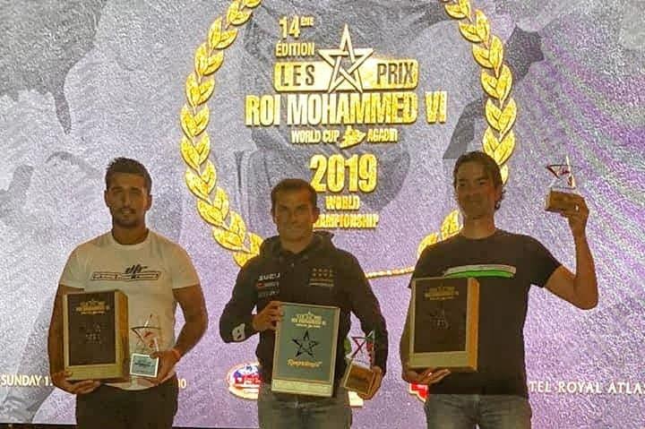 Jet-ski : Anthony Granger sacré vice-champion du monde d'endurance