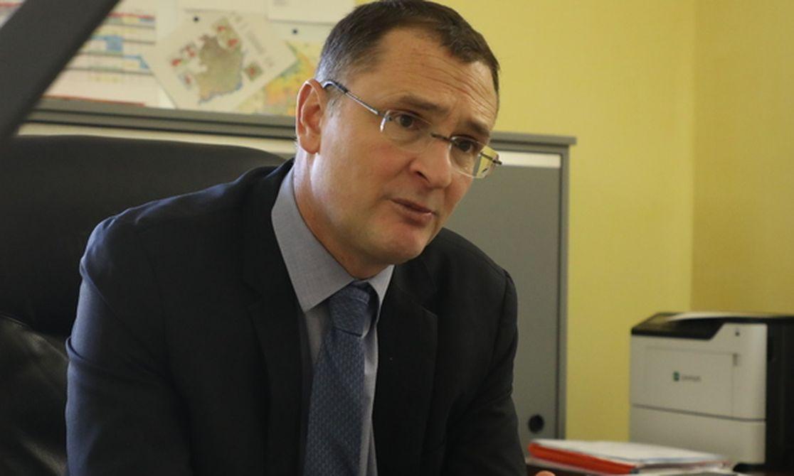 Le procureur Patrick Desjardins est pressenti pour Pointe-à-Pitre