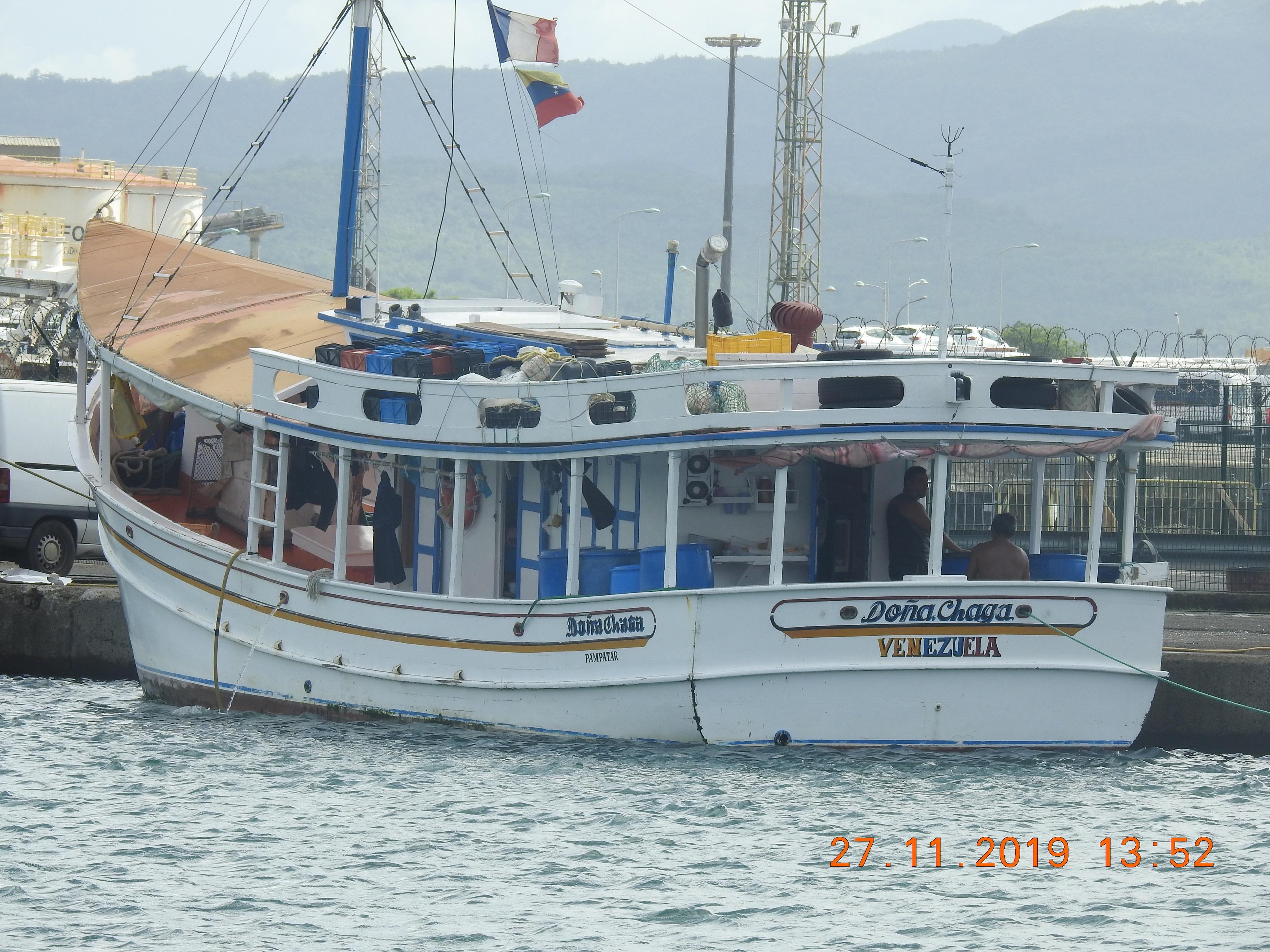 Saisie de plus d'une tonne et demi de poissons en provenance du Venezuela