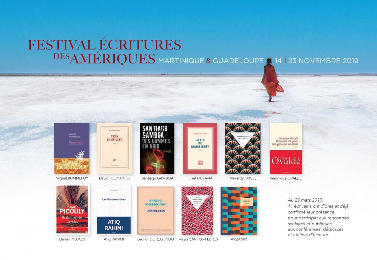 Le  Festival Écritures des Amériques célèbre ses vingt ans