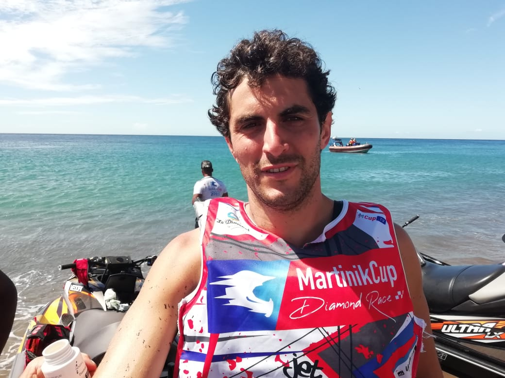 Martinik Cup 2019 : le champion du monde François Médori remporte la seconde manche