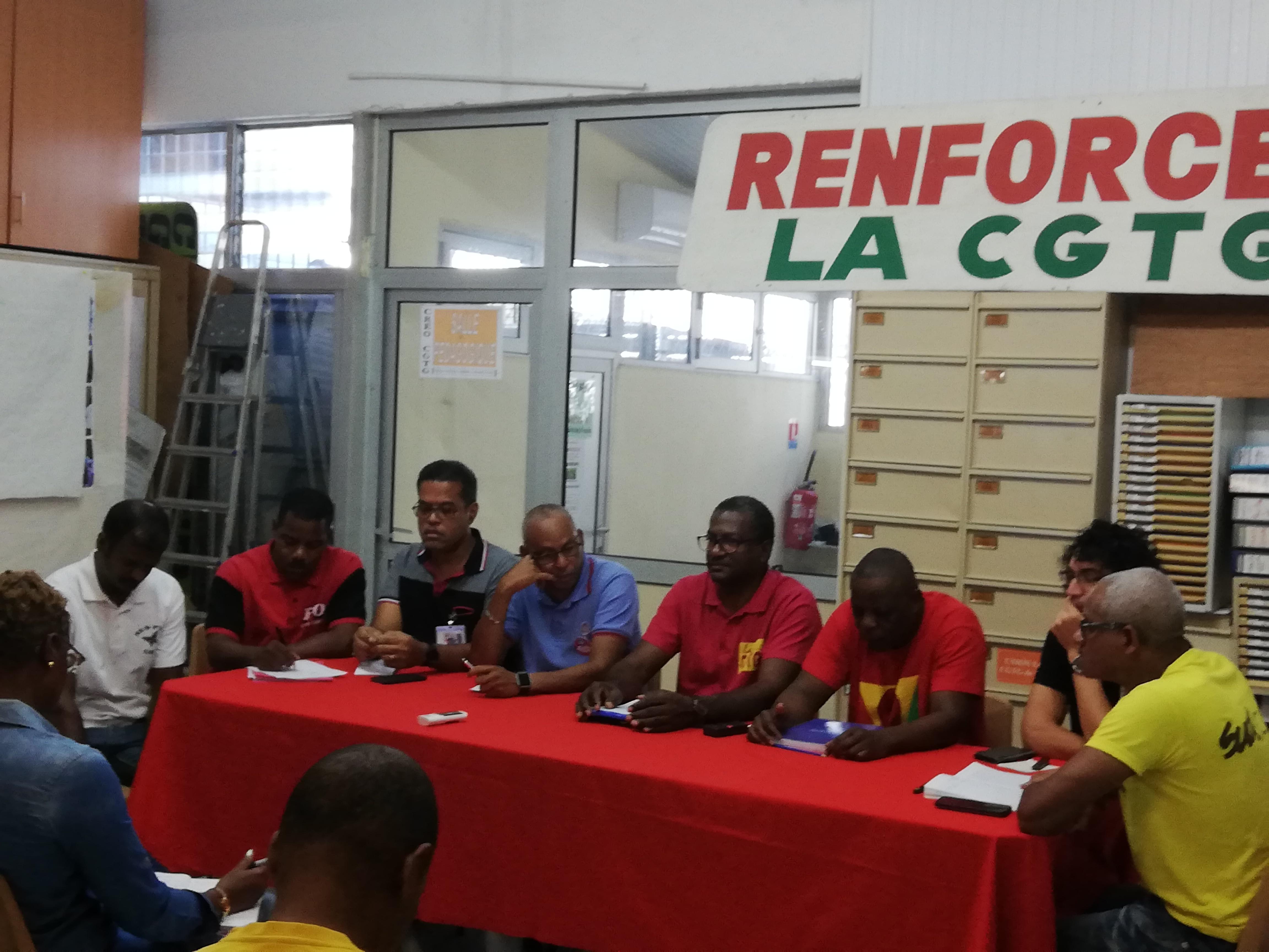 Les syndicats se préparent à la mobilisation générale