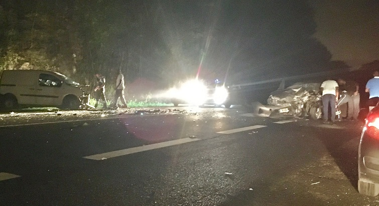 Deux blessés graves dans un accident à Morne-à-L'Eau