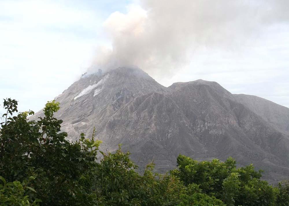 Le volcan de Montserrat sous surveillance