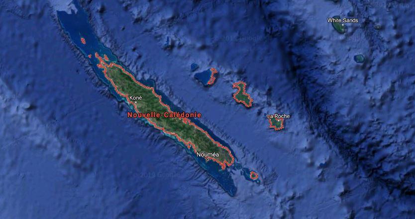 Nouvelle Calédonie : évacuations de zones côtières en prévention de tsunami