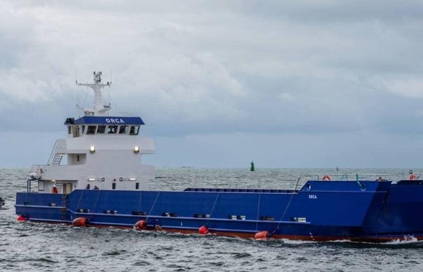 Une nouvelle barge « Orca » pour la Guadeloupe