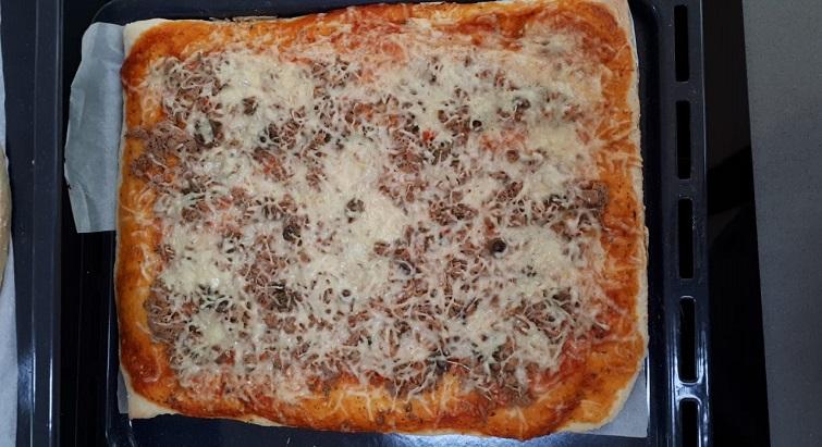 Keni Piperol a désormais une pizza à son nom