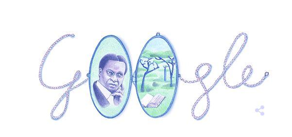 Google met René Maran à l'honneur