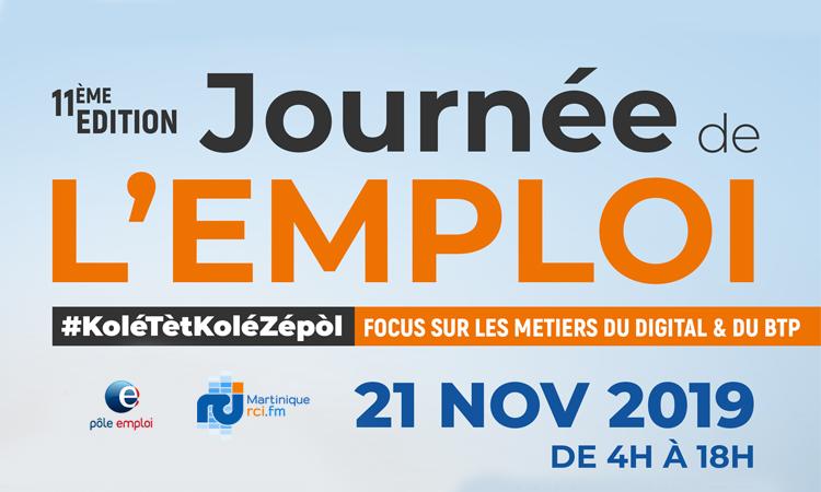 Kolé Tèt Kolé Zépôl : découvrez les offres emplois et de formations proposées