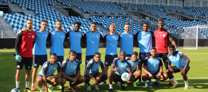 Le Tours FC est prêt à accueillir le Club Franciscain