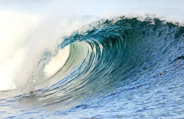 Alerte ORANGE déclenchée pour mer dangereuse