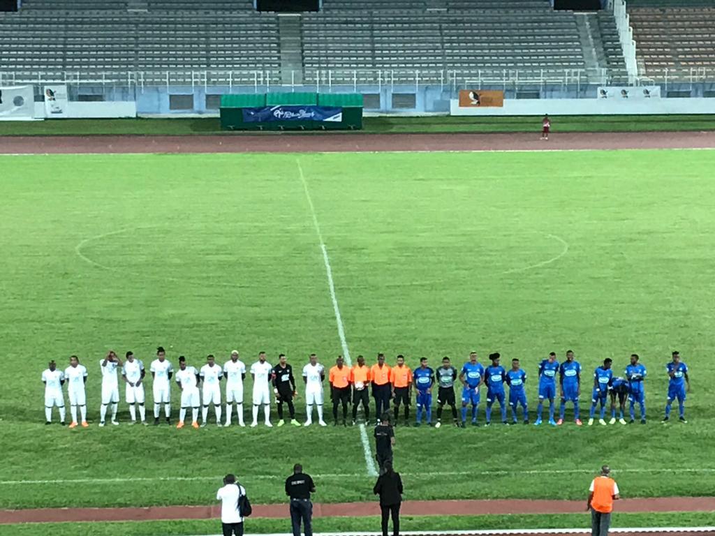 Le Club Franciscain remporte la Coupe de France zone Martinique